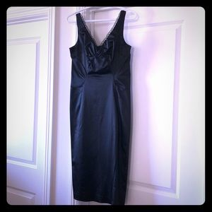 D&G Dolce & Gabbana little black dress size 8
